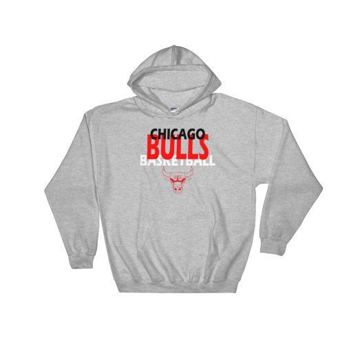mockup de55f933 510x510 - Chicago Bulls Basketball Hooded Sweatshirt