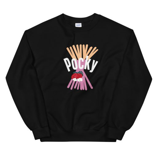 mockup 000021a8 510x510 - Pocky Strawberry Sweatshirt