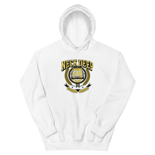 mockup 457c5f1f 510x510 - Neck Deep Generic Pop Punk Hooded Sweatshirt