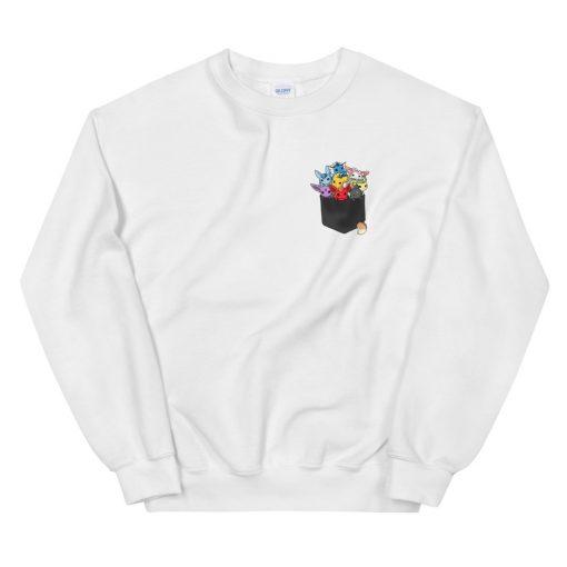 mockup a07cab7f 510x510 - Pocket full of monster Sweatshirt