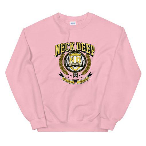 mockup ad7312c0 510x510 - Neck Deep Generic Pop Punk Sweatshirt