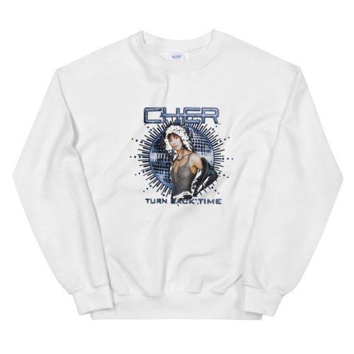 mockup 199be9bf 510x510 - Cher Turn Back Time Unisex Sweatshirt