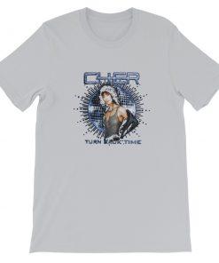 Cher Turn Back Time Short-Sleeve Unisex T-Shirt