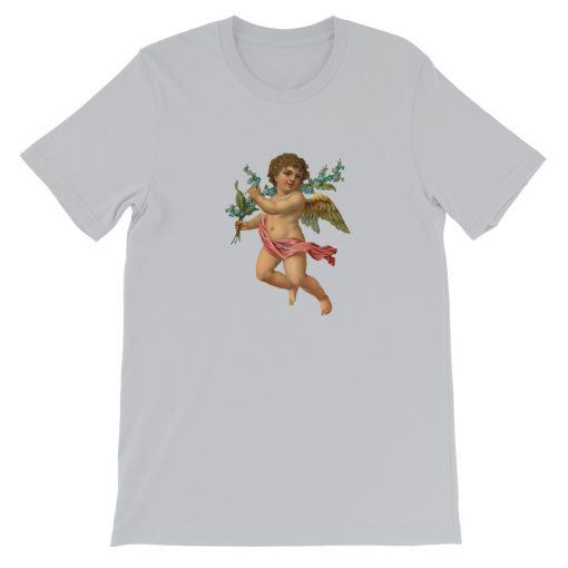 mockup 8d4dd309 510x510 - Cherub Baby Short-Sleeve Unisex T-Shirt