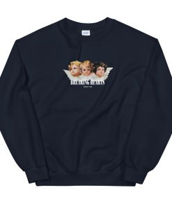 mockup af74cd0b 247x296 - Angel Breaking Hearts Unisex Sweatshirt