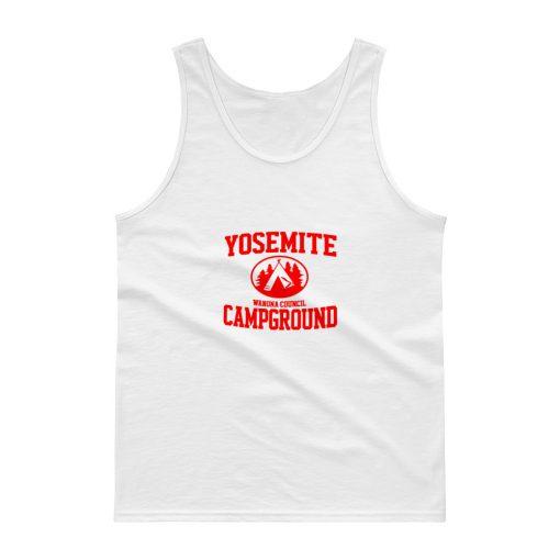 Yosemite Campground Tank top