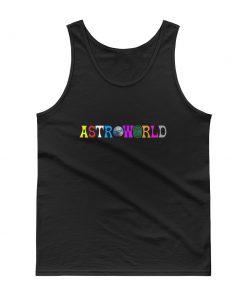 Astroworld Travis Scoot Tank top