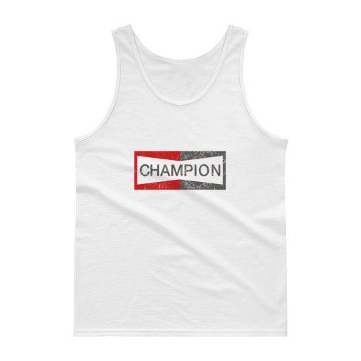 Brad Pitt Champion Tank top