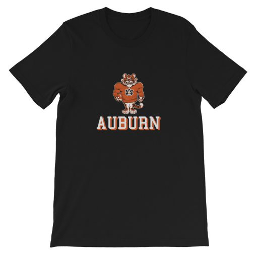 Auburn Tigers Short-Sleeve Unisex T-Shirt
