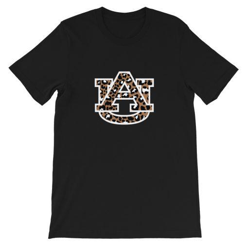 mockup 82dbc826 510x510 - Auburn Tigers Leopard Short-Sleeve Unisex T-Shirt