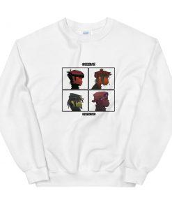 Gorillaz 02 Unisex Sweatshirt