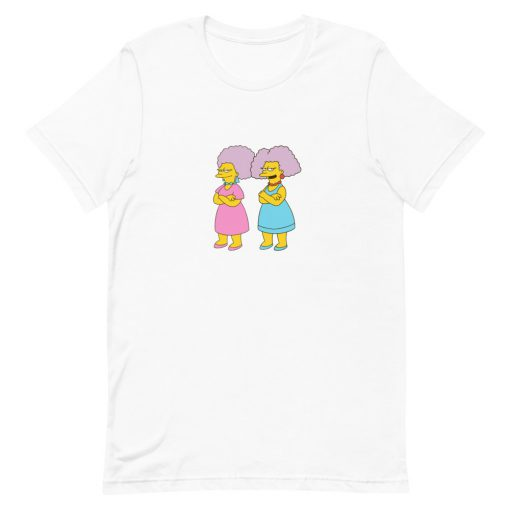 Patty And Selma The Simpson Short-Sleeve Unisex T-Shirt